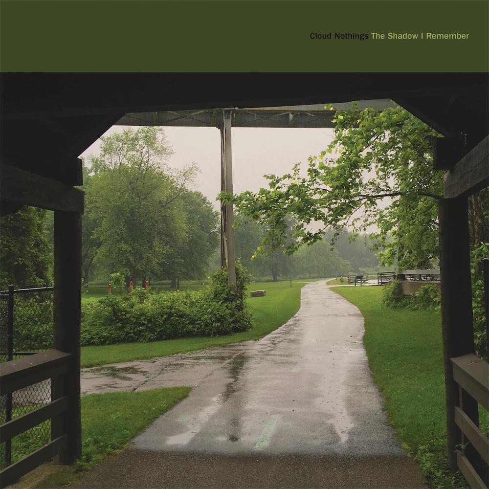 Album cover art for The Shadow I Remember by Cloud Nothings